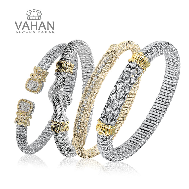 The Vahan Collection Gulf Ss Alabama Brand Name Designer Jewelry At Diamond Jewelers